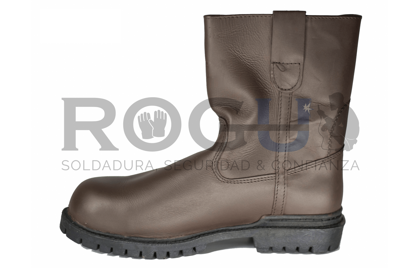 Bota Tipo Ropper Cafe 1