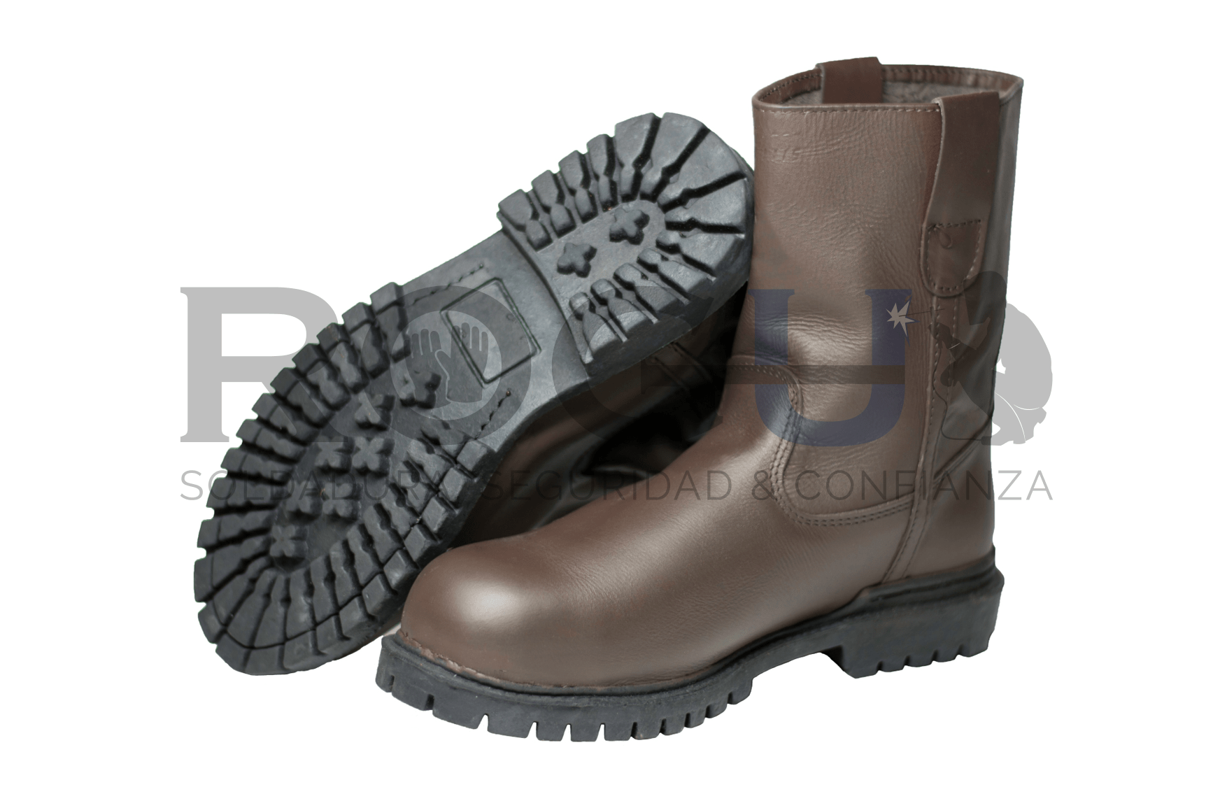 Bota Tipo Ropper Cafe 2