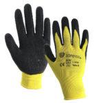 guantes látex texturizado SAFGL1P