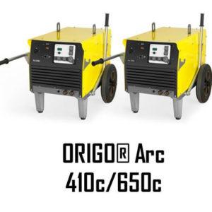 ESAB ORIGO Arc 410c 650c